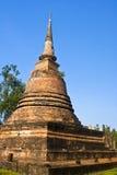 TegelstenPagoda Royaltyfria Bilder