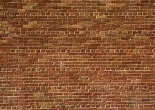 tegelstenredvägg Arkivfoton
