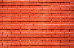 tegelstenredvägg royaltyfri foto