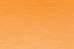 tegelstentexturvägg Arkivfoton