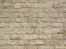 tegelstentexturvägg Royaltyfri Bild