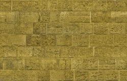 Tegelstenvägg - materielbild Arkivbilder