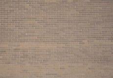 Tegelstenväggar Arkivfoton