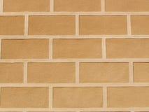 Tegelstenväggbakgrund royaltyfri fotografi