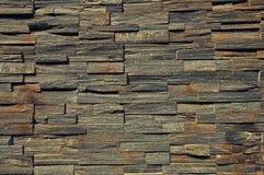 Tegelstenväggen texturerar Royaltyfria Foton