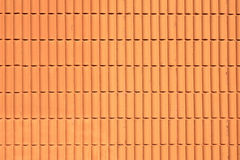 tegelstenväggwave Arkivfoto