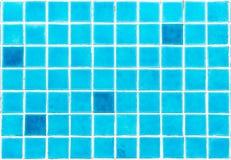Tegeltextuur vloeren populaire badkamerss Stock Afbeelding