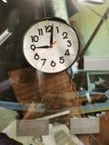 tegengehouden tijd stock afbeelding