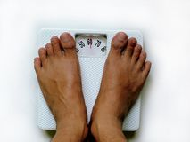 Tegengewicht stock afbeelding