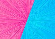 Tegenover bliksemachtergrond vector illustratie
