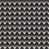 tegenover elkaar stellend patroon van golven Royalty-vrije Stock Afbeeldingen