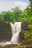 Tegenungan Waterfall Royalty Free Stock Photos