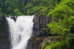 Tegenungan Waterfall Royalty Free Stock Image