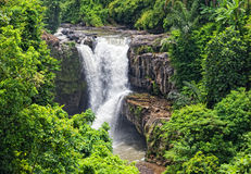 Tegenungan Waterfall Royalty Free Stock Photography