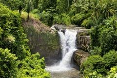 Tegenungan Waterfall Stock Photo