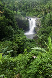 Tegenungan Waterfall in Bali Stock Photography