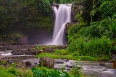 Tegenungan waterfall in bali 2 Royalty Free Stock Images