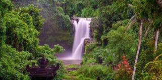 Tegenungan waterfall in bali 3 Royalty Free Stock Image