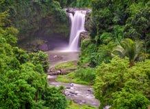 Tegenunganwaterval in Bali 4 stock afbeelding