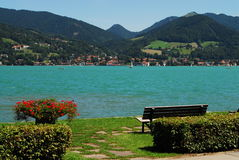 Tegernsee Royalty Free Stock Photography