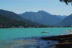 Tegernsee(2) Royalty Free Stock Photo