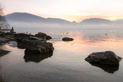 Tegernsee Royalty Free Stock Images