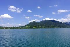 Tegernsee, Bavaria, Niemcy Zdjęcie Royalty Free