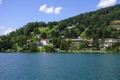 Tegernsee, Bavaria, Niemcy Zdjęcie Stock
