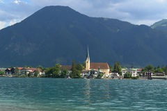 tegernsee german Obraz Stock