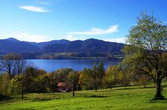 Tegernsee Germany Stock Photography