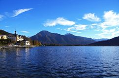 Tegernsee Germany Stock Image