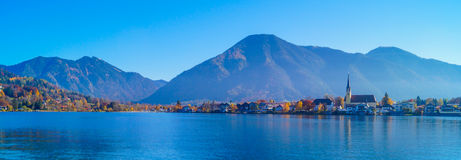 Tegernsee Lake Stock Photos