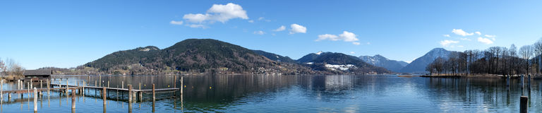 Tegernsee Royalty Free Stock Photos
