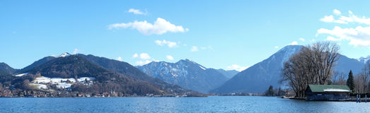 Tegernsee Royalty Free Stock Photo