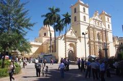 Tegucigalpa Arkivbild