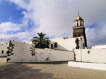 Teguise Royalty Free Stock Images