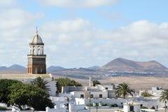 Teguise Lanzarote Royaltyfri Bild