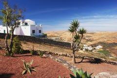 Teguise, Lanzarote Stockfoto
