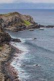 Scenic North Maui Coast Royalty Free Stock Image