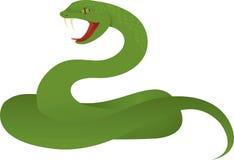 Teh snake Royalty Free Stock Image