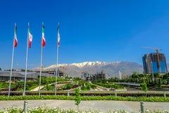 Teheran Ab Atash park 06 fotografia royalty free