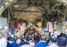 Teheran-Bazar während des neuen Jahres 2017 iran Stockfotografie