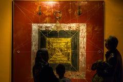 Teheran dzisiejszej ustawy muzeum podczas wiosny Iran środkowy wschód 2017 Zdjęcie Stock