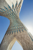 Teheran em Irã imagens de stock royalty free