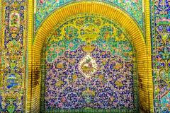 Teheran Golestan pałac 26 obrazy stock