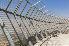 TEHERAN IRAN, PAŹDZIERNIK, - 05, 2016: Obserwacja pokład przy Milad Holowniczym Obrazy Royalty Free
