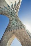 Teheran nell'Iran immagini stock libere da diritti