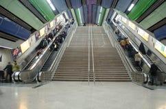 Teheran tunnelbanastation Royaltyfri Fotografi