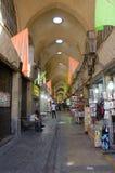 Teheran tusen dollarbasar Arkivfoton
