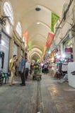 Teheran uroczysty bazar Obrazy Stock